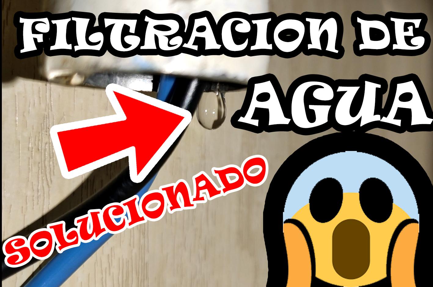 Filtración Agua Autocaravana